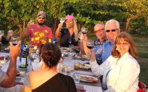 An Asparagus Farm & Vineyard Celebration Al Fresco @ Grape Lakes Farm & Vineyard