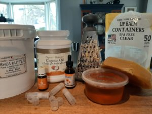 Make Your Own Bees Wax Wrap & Natural Honey Lip Balm @ Grape Lakes Farm & Vineyard